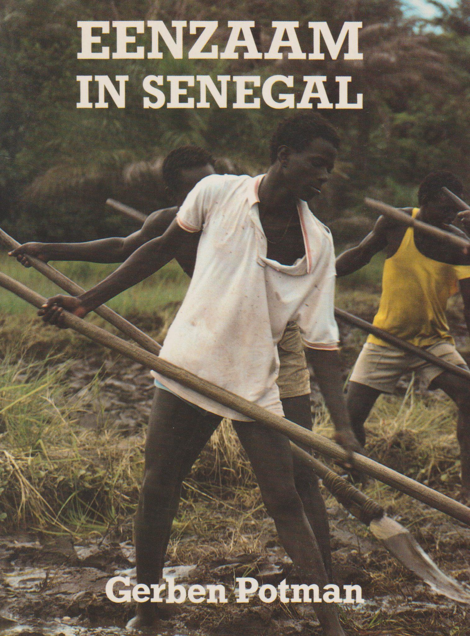 Afbeeldingsresultaat voor Gerben Potman - Eenzaam in Senegal
