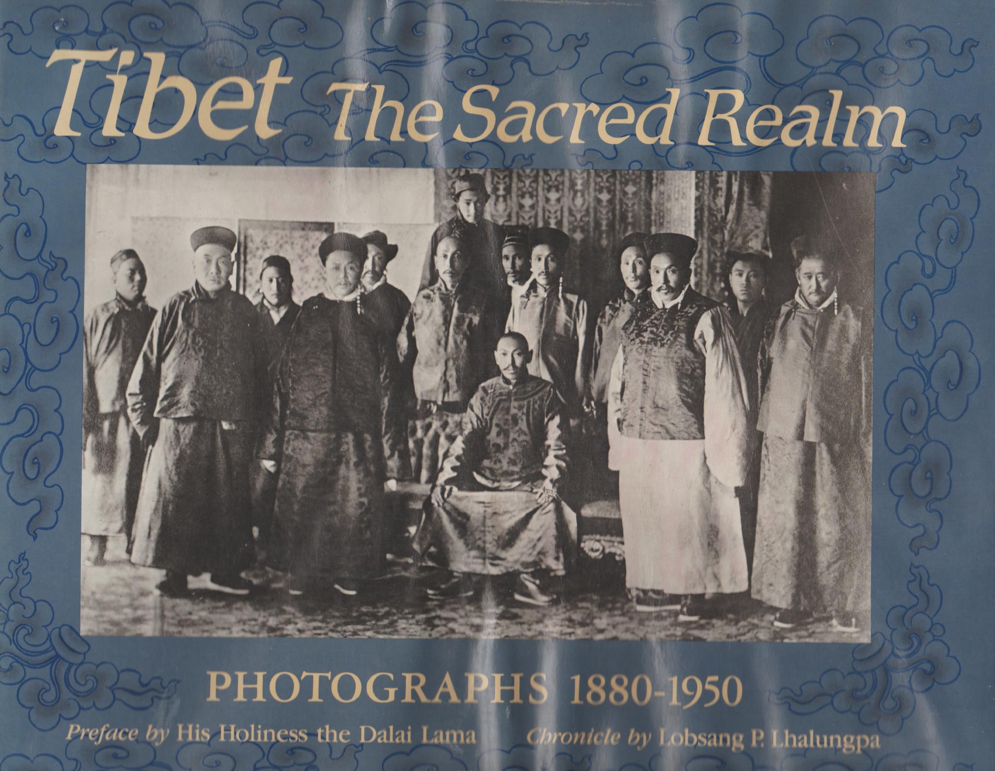 Tibet The Sacred Realm Reis Boek